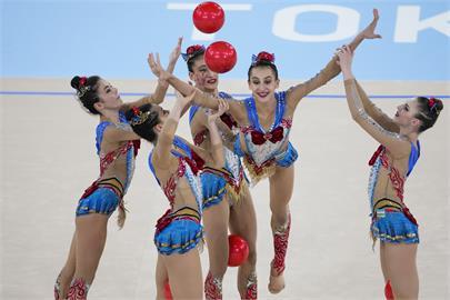 東奧/體操突出現《美少女戰士》 烏茲別克選手神致敬讓日網超感動!