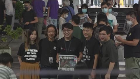 香港「蘋果日報」被迫停刊 國際齊發聲撐香港 拜登:對港人支持不會動搖