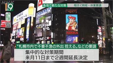 日本疫情嚴峻 菅義偉:未來3週是關鍵