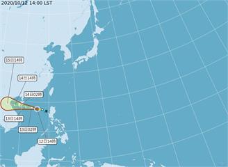 快新聞/今年第16號颱風「南卡」下午生成! 氣象局曝最新預測路徑圖