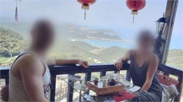 怨台灣隔離環境像「監獄」英國情侶傳訊:很抱歉