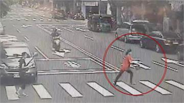 婦「闖紅燈過斑馬線」遭撞飛 駕駛仍有肇事責任