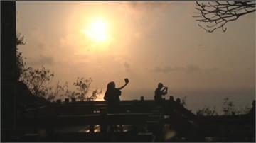 「墾丁關山」全球最美夕照 人潮大減虧損 擬取消收費拚觀光