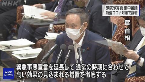 快新聞/日本6成民眾反對舉行東奧 菅義偉:取消與否由奧委會決定