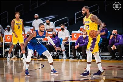 NBA/湖人備戰季後賽 詹姆斯將缺席洛城內戰