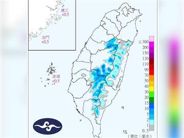 快新聞/鄭明典曝今午後有對流訊號 中南部山區、屏東地區可望降雨