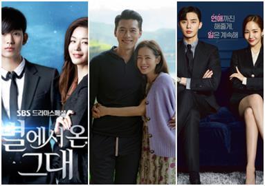 「迫降CP」沒上榜!韓網票選最登對「韓劇螢幕情侶」第1名竟是他們