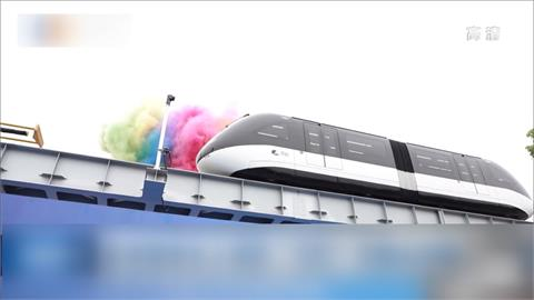 全球/蓋了卻沒人坐!中國「有軌電車」淪城市裝飾品