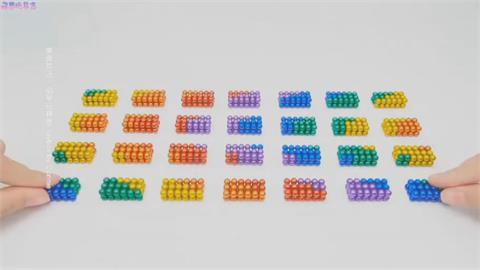 磁性玩具藏危機? 消基會調查: 2/3品質不合格