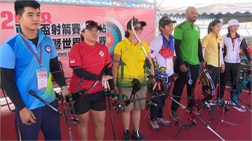 亞洲盃射箭賽遇強颱 三天賽程一天比完