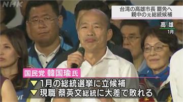 日媒報導罷韓消息 反送中為成功最大助力