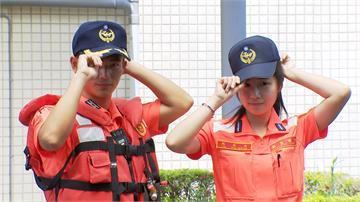 海巡署換新制服!新增反光辨識 跟冬冷夏熱說掰掰