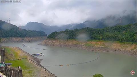 快新聞/石門水庫集水區下雨了!復興區羅浮里降下83毫米