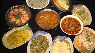 道地泰式年菜 黃紅綠咖哩入菜口味獨特