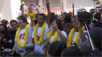 泰國示威續燒!10餘名領袖遭起訴「冒犯君主罪」