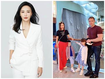 吳奇隆「44歲前妻」閃嫁外國富商 近況曝光混血寶寶顏值超可愛!