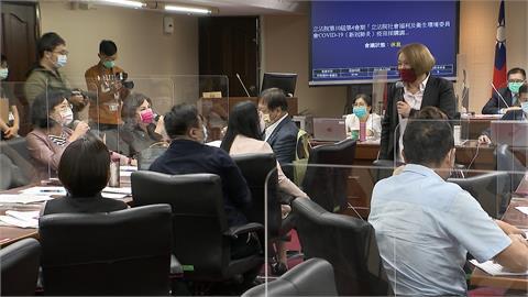 陳玉珍酸蘇巧慧「緹縈救父」 衛環委員會爆爭吵