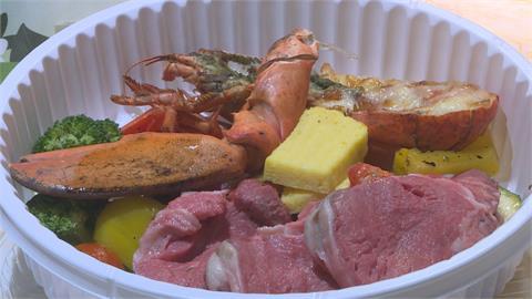 搶攻微解商機味覺享受!五星飯店推出現做龍蝦餐盒