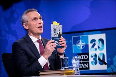 快新聞/北約秘書長為台發聲 外交部:繼續捍衛民主與共享價值