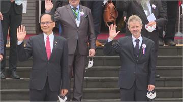 快新聞/韋德齊訪台後與總理、外長開會 捷克將籌設工作小組「歡迎台商」