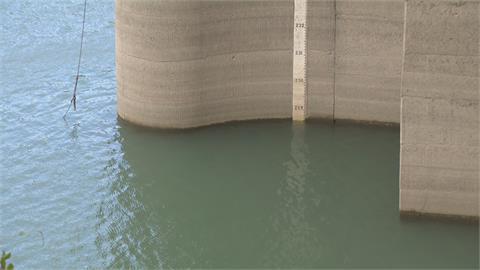石門水庫蓄水率不到40% 桃園不排除「供五停二」