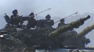 模擬桃機航廈遭突襲!陸軍聯兵營操練反滲透 成功奪還
