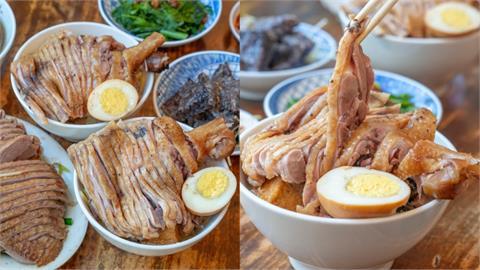 台南美食 鳳姐鴨肉飯|隱藏版鴨腿飯必吃,每天限量販售!!賣完就沒有了