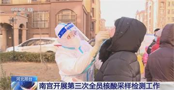 中國武肺疫情延燒 隆堯全陰檢測造假