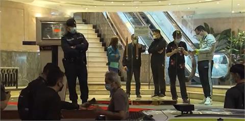 港健身中心百人感染 半山豪宅區封鎖檢驗