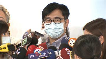 快新聞/罷韓若成功下一步會參加補選? 陳其邁「4個字」回應