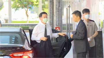 快新聞/吳釗燮、蘇建榮、沈榮津拜會柯拉克 台美經濟對話起手勢