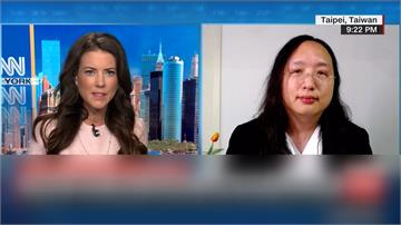 CNN專訪唐鳳 暢談台灣防疫成功經驗