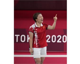 東奧/中國羽球女將高聲國罵反制對手 賽後稱自己「發音不太好」