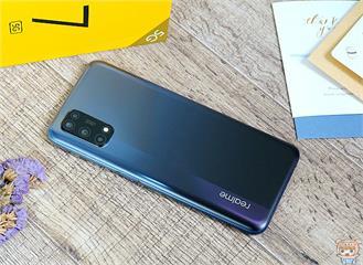realme 7 5G 高水準超長電力續航 萬元有找的首款 5G+5G智慧手機