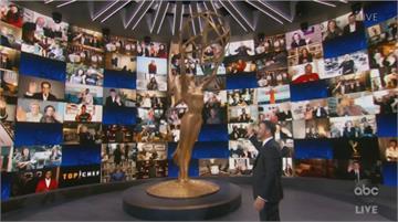 電視艾美獎「上線」頒獎  入圍者家中看視訊