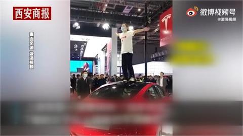 中國官方責令特斯拉 無條件提供事故行車數據