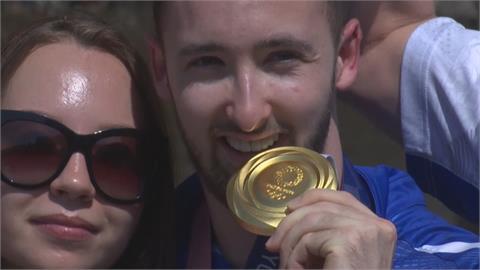 以色列史上奧運第二金 多哥皮特成國家英雄