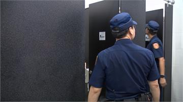 高捷廁所貼「罷韓雙殺」貼紙 警隊全面清查無所獲