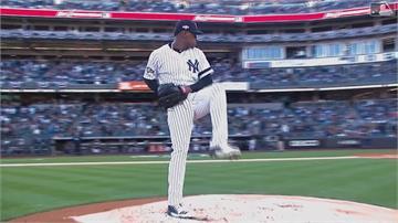 MLB/洋基投手再傳傷情 塞佛里諾前臂痠痛暫停機