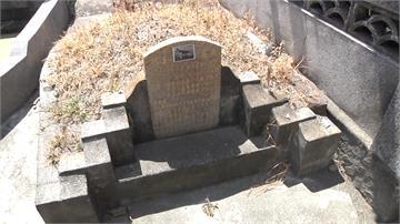 狼犬強尼捨身救人遭厚葬 彰化「忠犬墓」要遷走了