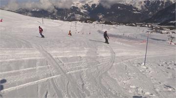 法國關閉登山纜車 滑雪勝地開放汽車上山