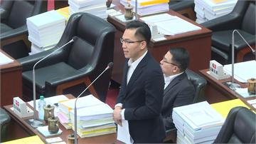 快新聞/議員問韓國瑜是否守信用?高市官員竟沒人舉手
