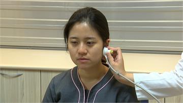 女學生指考壓力大 感冒熬夜顏面神經麻痺