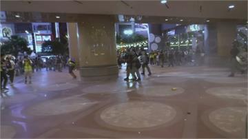 港區國安法上路 港民抗議370人被捕