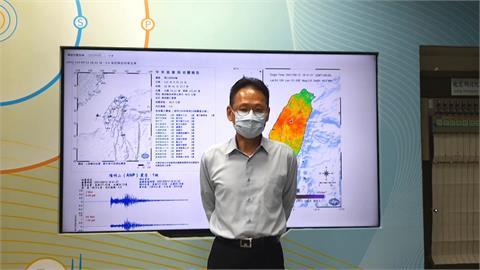 南投仁愛鄉規模5.6地震 該地區50年來最大