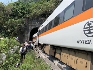快新聞/太魯閣號出軌意外 第7節車廂傷亡最慘重「20人無生命跡象」