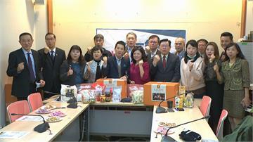 寄送「台灣特色箱」 讓海外僑胞收到滿滿「台灣」