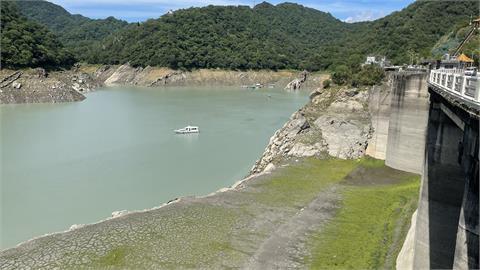 快新聞/感謝雨神! 石門水庫進帳破3千萬噸 蓄水率升至15%
