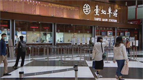 快新聞/傳北車外包清潔員「去過萬華」確診 台鐵:如接獲通報會深層消毒