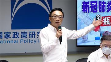 台灣疫苗慢半拍 業者急無資金.法規嚴
